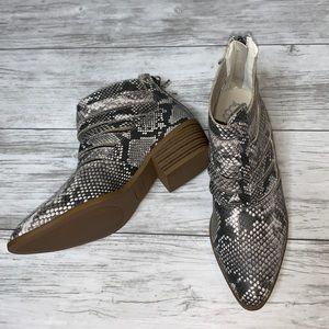 Fergalicious Malaki Boots Size 8.5M NWOT